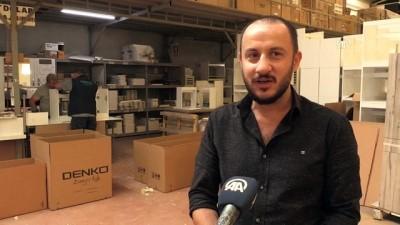 yerli uretim - 'Karaelmas diyarı'ndan 7 ülkeye banyo mobilyası ihracatı - ZONGULDAK