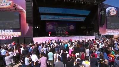 iletisim - TEKNOFEST İstanbul - Ödül töreni - İSTANBUL