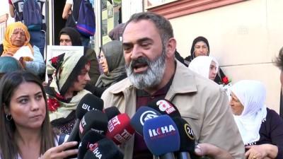Dursun Ali Erzincanlı'dan annelere destek ziyareti - DİYARBAKIR