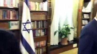 - İsrail Cumhurbaşkanı Rivlin, Gantz Ve Netanyahu İle Görüştü