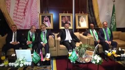 Suudi Arabistan Milli Günü resepsiyonu - ANKARA