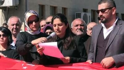 STK'lardan Diyarbakır annelerine destek - IĞDIR