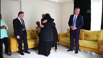 cankurtaran - Vali Yerlikaya Al Farawi ailesini ziyaret etti - İSTANBUL