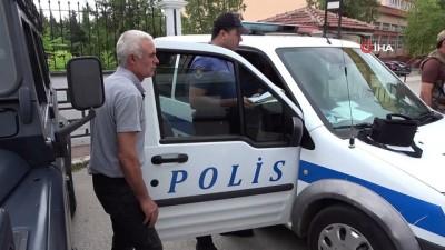 harekat polisi -  Denizli polisinden özel araçlara sigara denetimi