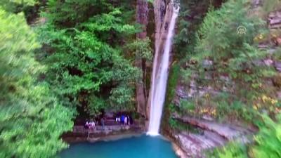 'Mutlu şehrin' tabiat parkları 457 bin ziyaretçi ağırladı - SİNOP