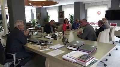 Gemlik Belediye Başkanı Sertaslan'dan Nilüfer Belediyesi'ne ziyaret