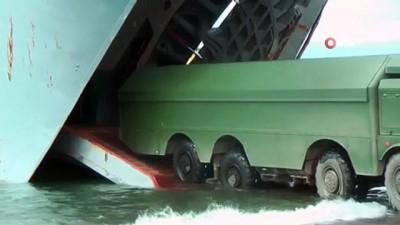 - Rusya, Pasifik'te seyir füzesi denemesi yaptı