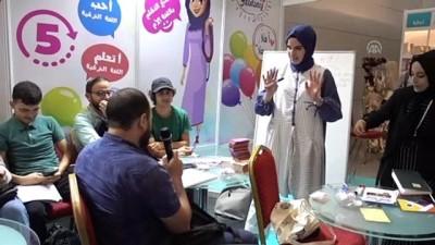 Arapça Kitap Fuarı'nın ortak mekanı 'Dil Köşesi' - İSTANBUL