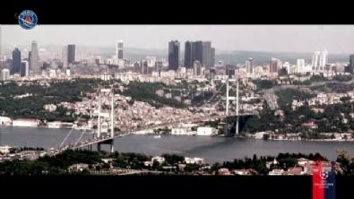 Dünya devi PSG'den İstanbul paylaşımı