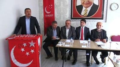SP Genel Başkan Yardımcısı Aydın: 'Bizim kucaklaşmaya ihtiyacımız var' - GÜMÜŞHANE