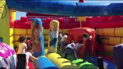 Ümraniye Belediyesi uçurtma festivali - İSTANBUL