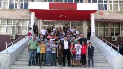Beytüşşebap'lı öğrenciler Sivas'ı gezdi