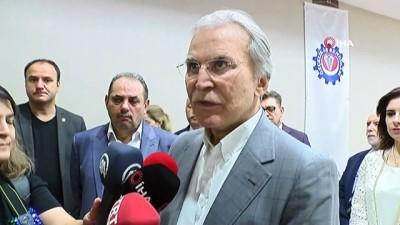 profesor -  Cumhurbaşkanlığı Yüksek İstişare Kurulu Üyesi Mehmet Ali Şahin, Davutoğlu'nu eleştirdi