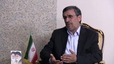 Eski İran Cumhurbaşkanı Mahmud Ahmedinejad (2) - TAHRAN