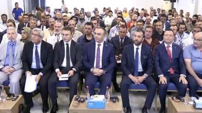 Kilis-Fırat Kalkanı Bölgesi Ticaret Forumu - KİLİS