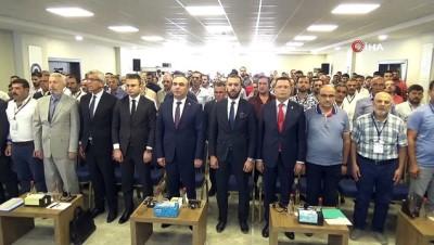 Kilis-Fırat Kalkanı Bölgesi Ticaret Forumu yapıldı