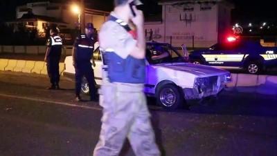 Nine ve toruna otomobil çarptı: 1 ölü, 1 yaralı - ELAZIĞ