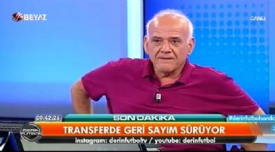 turkiye - Ümit Karan, transferdeki vurgunu anlattı