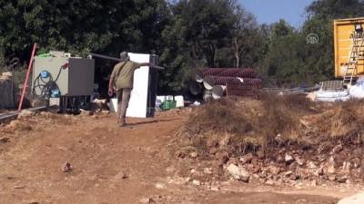 tarim arazisi - Yahudi yerleşimciler, Batı Şeria'da Filistinlilerin arazisine el koydu - BEYTÜLLAHİM
