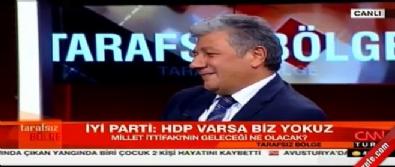 Ahmet Hakan'dan Mustafa Balbay'a sert tepki