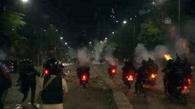 Endonezya'da hükümet karşıtı gösteriler (2) - CAKARTA