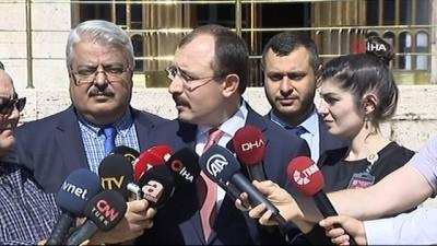 Mehmet Muş'tan 'Yargı reformu ilk paketi' açıklaması