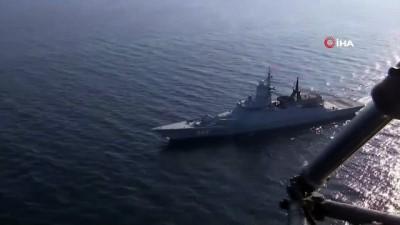 - Rus ordusu Baltık Denizi'nde geniş çaplı tatbikat başlattı