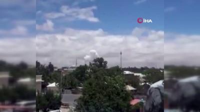 askeri hava ussu -  - Somali'de ABD hava üssü ve AB askeri konvoyuna bombalı saldırı