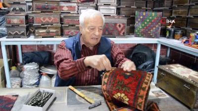Tokat'tan, Amerika'ya minyatür ceviz sandığı ihracatı