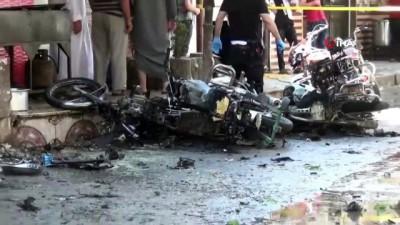 - Azez'i Kana Bulayan 4 Terörist Yakalandı