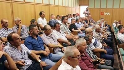 Edirne'de tarıma dayalı üreticilere 45 Milyon TL hibe desteği