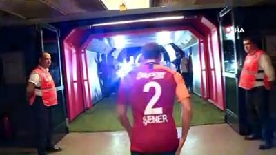 dogum gunu - Galatasaray'dan Türk Telekom Stadyumu'nda imza şov