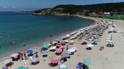 cankurtaran -  Kocaeli'de 3 aylık yaz sezonunda bin 495 kişi boğulmaktan kurtarıldı