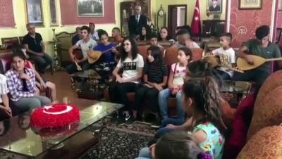 Şırnaklı öğrenciler Sivas'ı ziyaret etti - ŞIRNAK