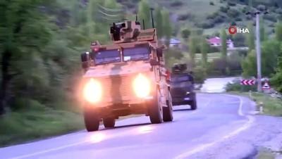 Tunceli'de 3 terörist ile onlara yardım eden 1 şüpheli tutuklandı