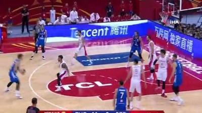 basketbol - 12 Dev Adam, Dünya Kupası'nda son 16'ya kalamadı