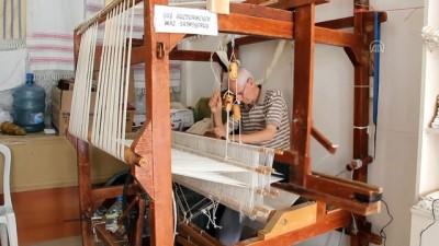 naat - 57 yıldır dokuma tezgahının başında - ANKARA