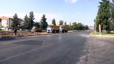 Antalya'da LPG tankerinde yangın (6)