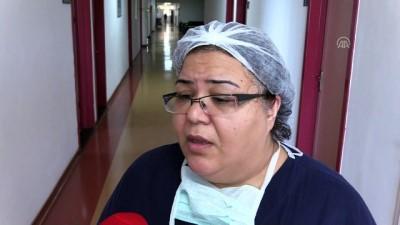 yasam mucadelesi - Ayağına çivi batan hamile kadın hayatını kaybetti