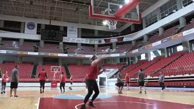 basketbol - 'Birinci amacımız ligde ilk 8'e kalmak' - KAYSERİ