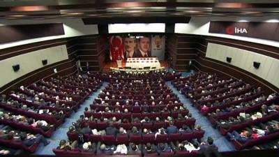 siyasi partiler -  Cumhurbaşkanı Erdoğan: 'Doğu Akdeniz'de şu bu değil, biz ne diyoruz biz buna bakıyoruz'