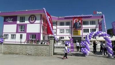 Eğitimde Düzce'ye 25 milyon TL'lik yatırım