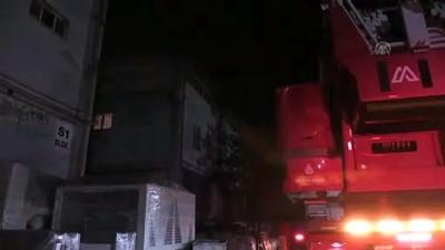 Esenyurt'ta fabrika yangını (2) - İSTANBUL