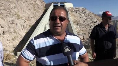 Hotamış Gölü 'Mavi Tünel'le canlanıyor - KARAMAN