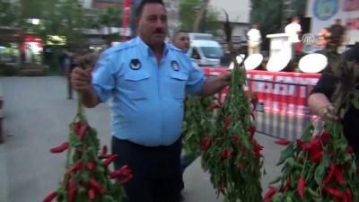 İslahiye Üzüm ve Biber Festivali sona erdi - GAZİANTEP