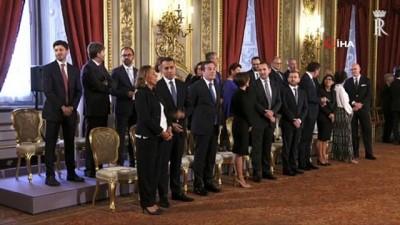 - İtalya'da Kurulan Yeni Koalisyon Hükümeti Yemin Etti