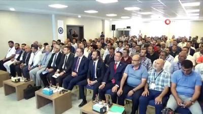 Kilis Valisi Recep Soytürk: 'Fırat Kalkanı bölgesinin elektrik sorunu çözülecek'