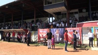 'Niğde U12 Cup' futbol turnuvası başladı - NİĞDE