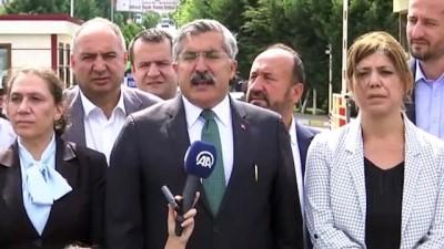 siyasi partiler - Silivri Ceza İnfaz Kurumunda inceleme - İSTANBUL