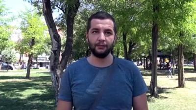 cankurtaran - Sözleşmesi feshedilen işçilerden HDP'li belediyeye tepki - BATMAN